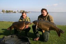 ŘÍJEN 2011- 103 cm 20,3 kg JARA A ROBIN