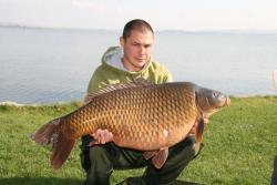 ŘÍJEN 2011- 103 cm 20,3 kg